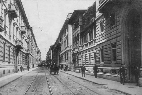 """Palazzo del """"Corriere della Sera"""""""