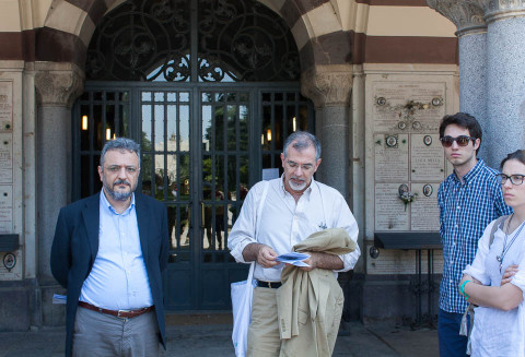 Itinerario attraverso i luoghi della Resistenza di Milano