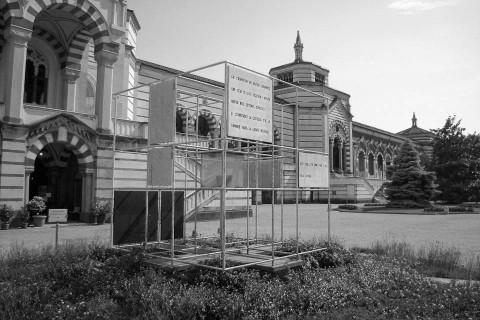 Monumento ai Morti nei campi di sterminio