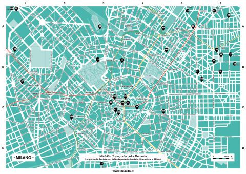 Mappa della Memoria - fronte